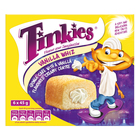 Tinkies Vanilla Whizz Flavoured Creamy Sponge Cake 6s