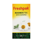Freshpak Rooibos Teabags with Chamomile 20s