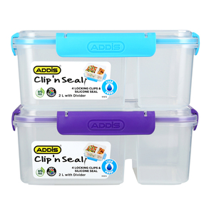 Addis Clip & Seal 2l Rectangular Saver