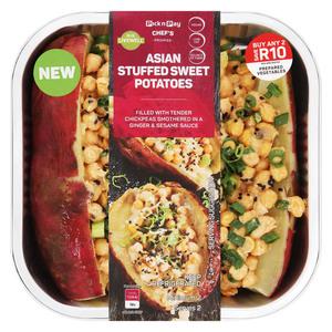 PnP Asian Stuffed Sweet Potato 4s
