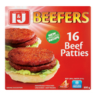 I&J Beefers Beef Patties 800g
