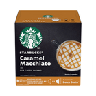 Starbucks Caramel Macchiato by Nescafe Dolce Gusto Coffee Pods 12s