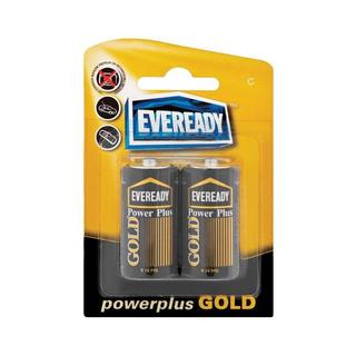 Eveready Power Plus Gold C 2 P 2