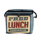 Leisure-quip Retro Free Lunch Cooler Bag