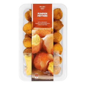 PnP Pumpkin Fritters 500g