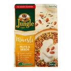 JUNGLE MUESLI NUTS & SEEDS 400GR