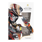 Johnnie Walker Black Label Whiskey 750ml with 2 Glasses