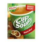 Knorr Cup-A-Soup Hearty Beef 4s