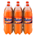 Twizza Cold Drink Orange 2 Litre x 6