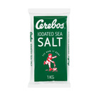 Cerebos Iodated Table Salt 1kg x 20
