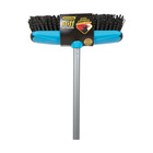 Addis Push In Broom Stiff Blue