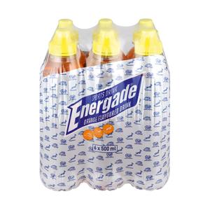Energade Sports Drink Orange 500ml x 6