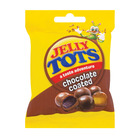Jelly Tots Sweets Chocolate  Coated 50g