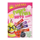 Safari Funky Fruit Berry Stick 25g 10ea
