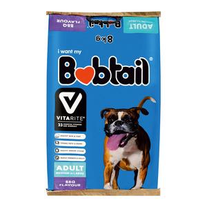 Bobtail BBQ Flavour Dog Food 8kg