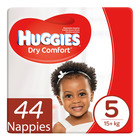 Huggies Dry Comfort Jumbo Size 5 56ea