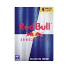 Red Bull Energy Drink 250ml x 4