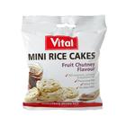 Vital Mini Rice Cakes Fruit Chutney 30g