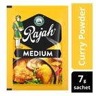Robertsons Rajah Curry Powder Medium 7g