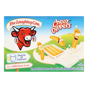 The Laughing Cow Cheez Dippers 140g