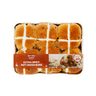 PnP Extra Spicy Hot Cross Bun 6s