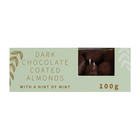 PnP Dark Chocolate Coated Almonds With a Hint of Mint 100g
