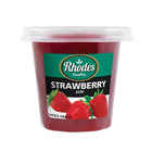 Rhodes Strawberry Jam 290g