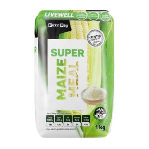 PnP Super Maize Meal 1kg
