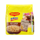 Maggi 2-Minute Noodles Beef Flavour 73g 5s x 8