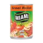 Miami Tomato & Onion Braai Relish 410g