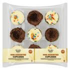 PnP Mini Assorted Cupcakes 9s