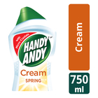 Handy Andy Cleaning Cream Spring Fresh 750ml
