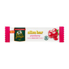 JUNGLE SLIM HEALTH BAR CRANBERRY 20GR