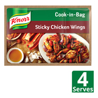 Knorr Cook In Bag Sticky Chicken Wings 35g