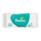 Pampers Baby Wipes Sensitive Refill 56s