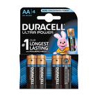 Duracell Batteries Ultra Power AA 4s