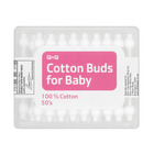PnP Baby Cotton Buds 50ea