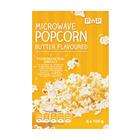 PnP Microwave Popcorn Butter 100g 6ea