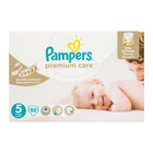 Pampers Premium Care Nappies Size 5 88s
