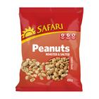 Safari Peanuts Roasted & Salted 450g