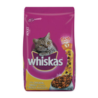 Whiskas Dry Cat Food Chicken & Turkey Flavour 2kg