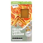 PnP Yellow Lentil Lasagne 250g