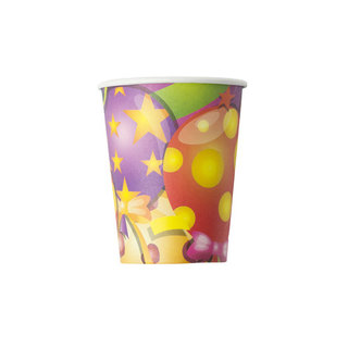 Balloon Paper Cups