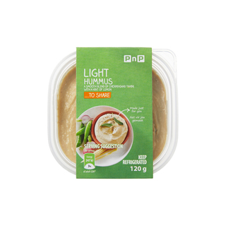 Light Hummus 120g