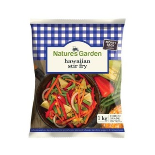Natures Garden Hawaiian Stir Fry 750g
