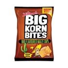Willards Big Corn Bites Barbeque Chips 50gr