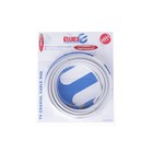 ELLIES TV Coaxial Cable RG6 10m