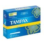 Tampax Applicator Tampons Regular 12s