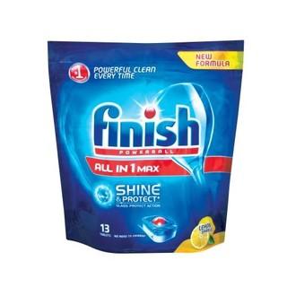 Finish Dishwasher Tabs Lemon 13ea