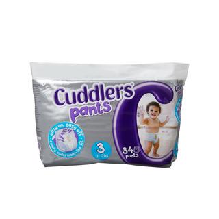 Cuddlers Pants Closed Diapers S3 34ea